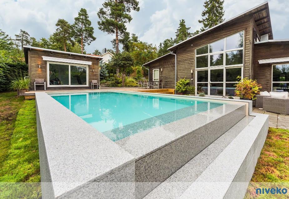 ideal pool. Black Bedroom Furniture Sets. Home Design Ideas